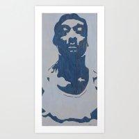 S-N-Double-O-P Art Print