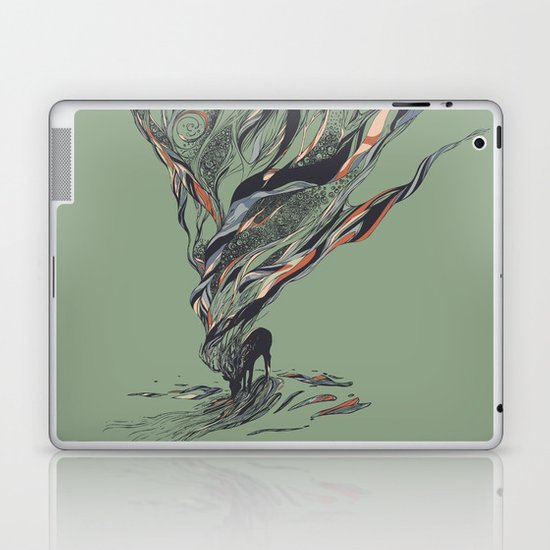 Dream Again Laptop & iPad Skin