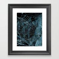 Goth Framed Art Print