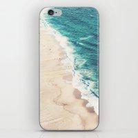 Beach Nazare iPhone & iPod Skin
