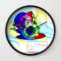For the ● We Swoon2Soon (collaboration w/ Sally Jeon) Wall Clock
