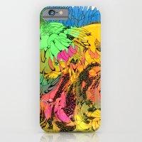 Neon Magic iPhone 6 Slim Case