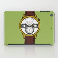 A. Lange iPad Case