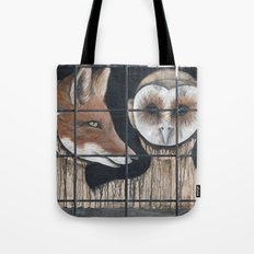 Crafty and Wise Tote Bag