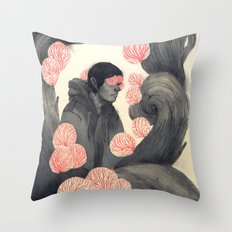 Not a Part of This Throw Pillow