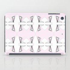 Metamorphosis in Pink and Black iPad Case