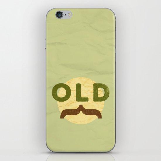 OLD iPhone & iPod Skin