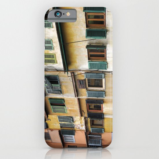 Ponte Vecchio iPhone & iPod Case