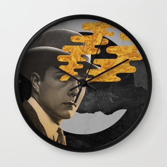 Dream Awake Wall Clock