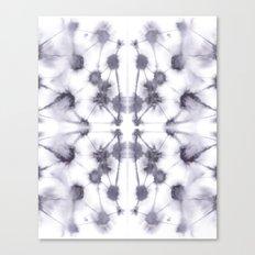Mirror Dye Stone Canvas Print