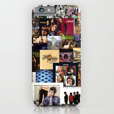 Classic Rock And Roll Al… iPhone 6 Slim Case