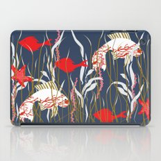 Seaweed Swim iPad Case