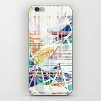 GeoGlitch iPhone & iPod Skin