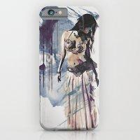 Bellydancer Abstract iPhone 6 Slim Case