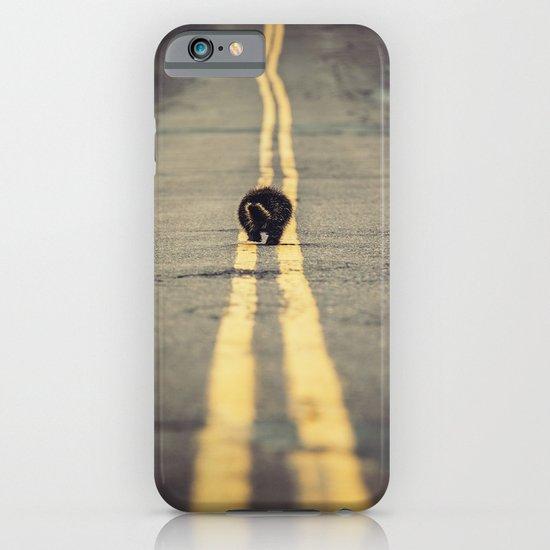 Walk the Line iPhone & iPod Case
