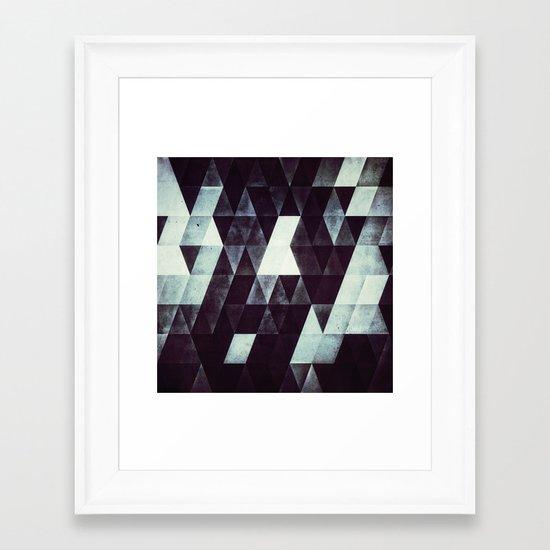 mnykryme Framed Art Print