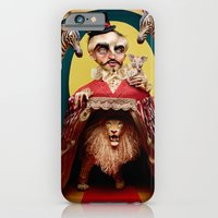 Uncle Edgar and the Hybrid Circus iPhone 6 Slim Case