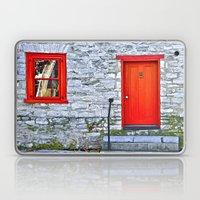 Winchester Red Door Laptop & iPad Skin