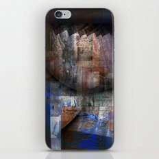 On The Verge  iPhone & iPod Skin