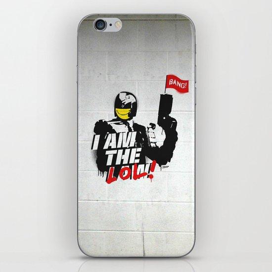 Mega City FUN! iPhone & iPod Skin