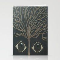 Who's There? Stationery Cards