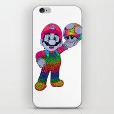 Mario Bros iPhone & iPod Skin
