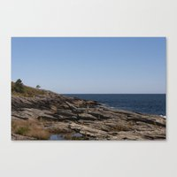 Prouts Neck, Maine Canvas Print