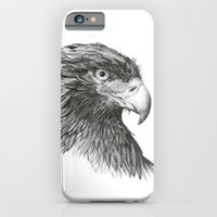 iPhone & iPod Case featuring Golden Eagle by lints