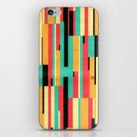 Kiko Pattern iPhone & iPod Skin