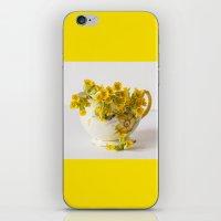 Cowslips iPhone & iPod Skin