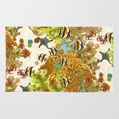 The Great Barrier Reef Rug