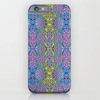 Peaceful Garden iPhone 6 Slim Case