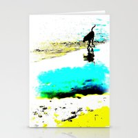 Beachcomber Stationery Cards