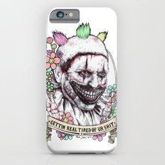xoxo Twisty (color) iPhone 6 Slim Case
