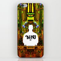 Ta-Ku - 24 iPhone & iPod Skin