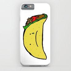 Sad Taco Slim Case iPhone 6s