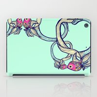 Colorful Fish  iPad Case