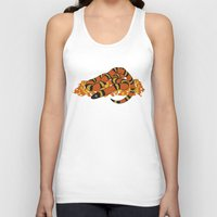 Mexican Candy Corn Snake Unisex Tank Top
