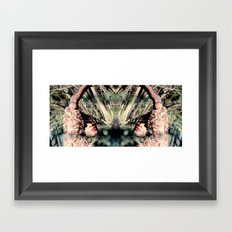 Reflect1 Framed Art Print