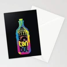 istanbul cmyk Stationery Cards