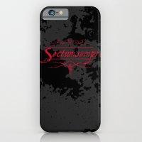 Harry Potter Curses: Sec… iPhone 6 Slim Case