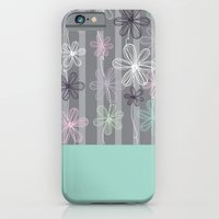 Flower Play iPhone 6 Slim Case