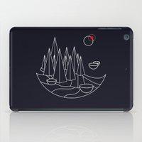 Visit Utopia iPad Case