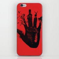 1 4d money 4 for life iPhone & iPod Skin