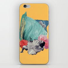 your cheeks are flush like rose petals iPhone & iPod Skin