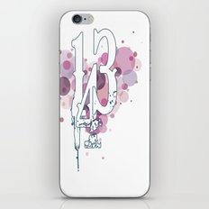 143 iPhone & iPod Skin