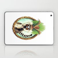 King Julian Laptop & iPad Skin
