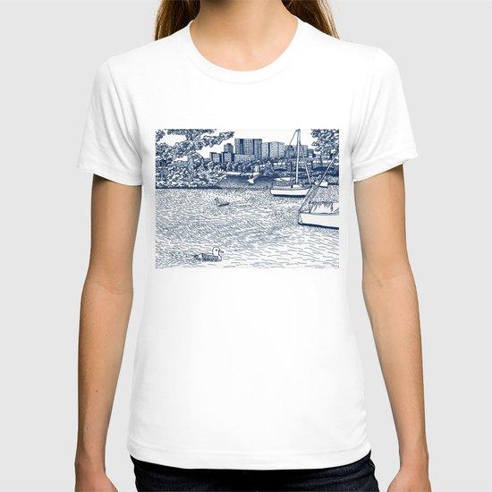 Charles River Esplanade T-shirt