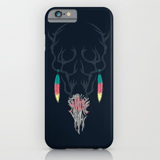 Darkness Within (Color Ver.) iPhone & iPod Case