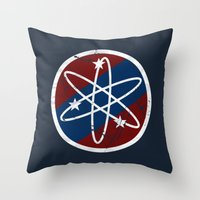 Big Bang Party Throw Pillow
